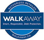 walk away logo